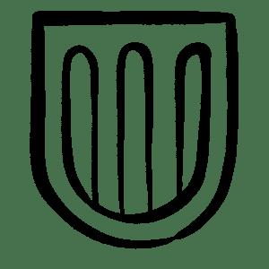 Illustration: Fable shield logo